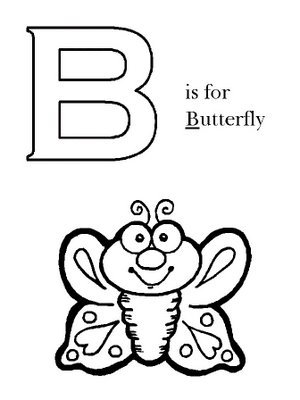 Fichas de inglés para niños – abecedario inglés – A a E
