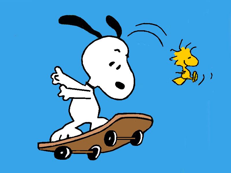 Snoopy, quien es Snoopy y su amigo Charlie Brown