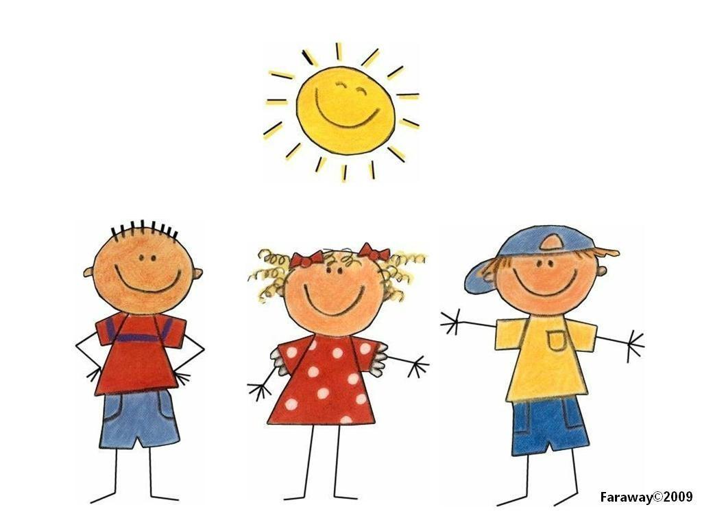 Wallpaper gratis para descargar – dibujo infantil – fondos de ...