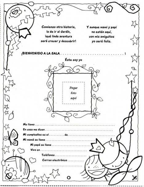 Cartel para imprimir especial primaria y secundaria
