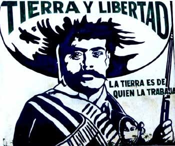 Los mineros asturianos, un ejemplo a seguir. El_revolucionario_Emiliano_Zapata