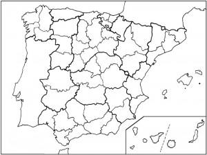 Mapa España Politico Mudo Para Imprimir.7611d1bb93f5f4ebd898d5229116969c