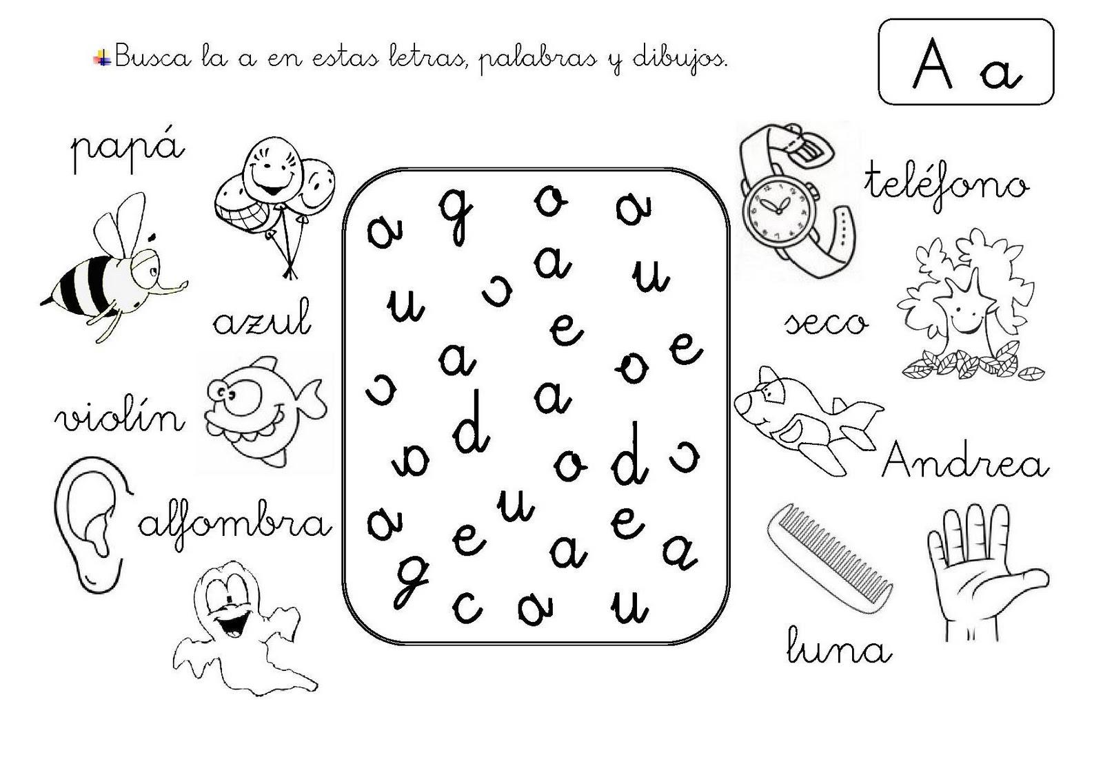 Fichas de letras - Letras decorativas para habitaciones infantiles ...