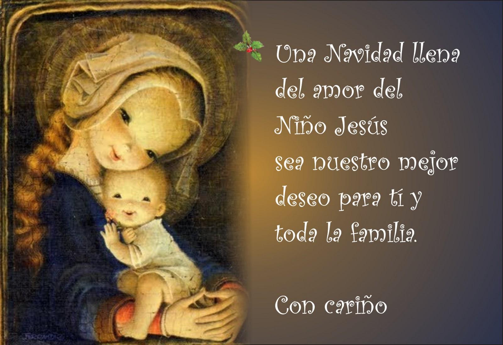 Imagenes cristianas para felicitar la navidad