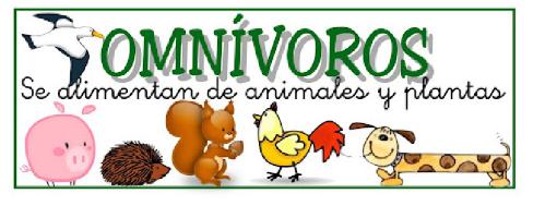 Los animales omn voros - Titulo manipulador alimentos ...