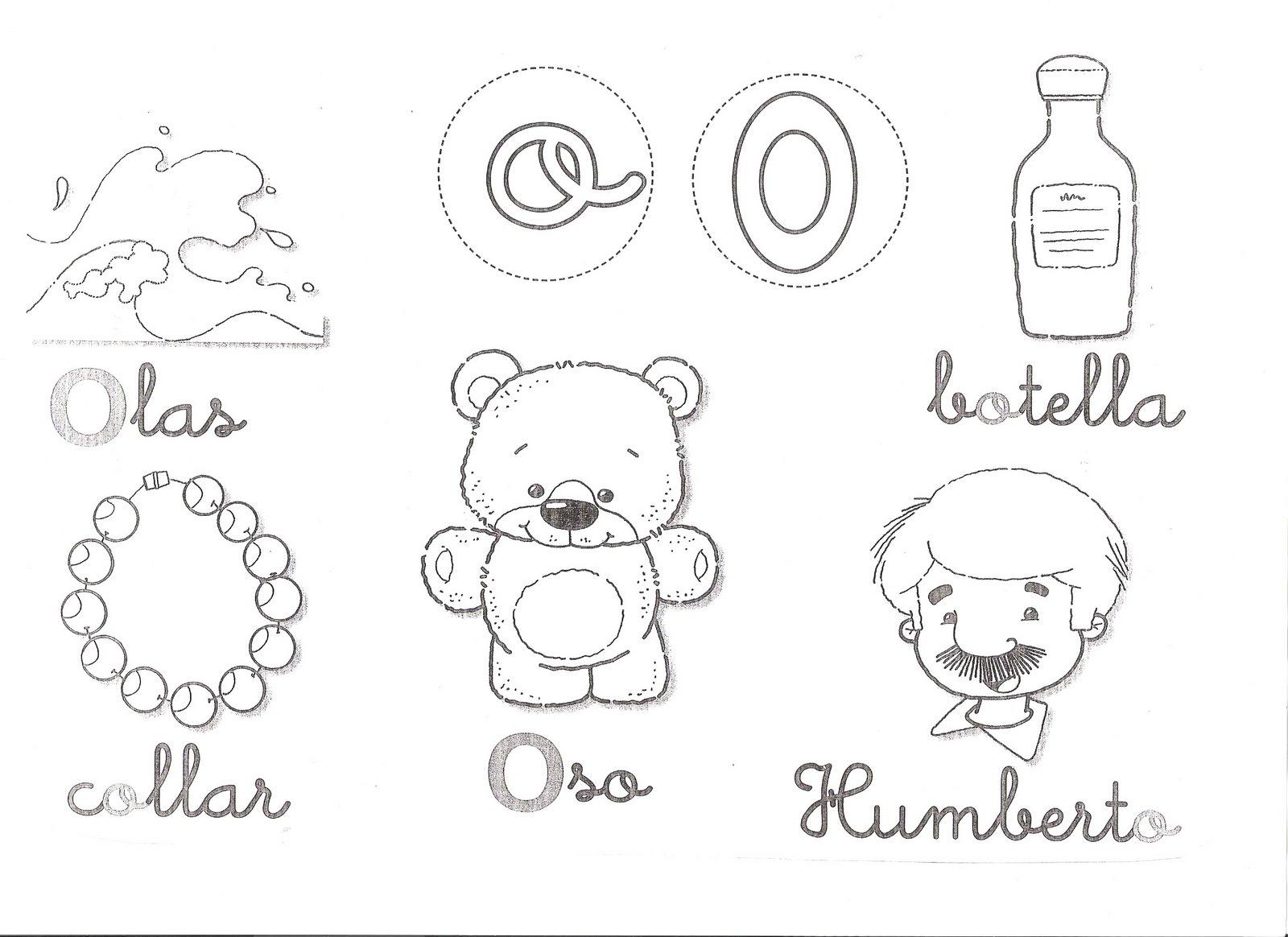 Dibujos Colorear Ninos 4 Anos: Actividad De Grafomotricidad Para Niños De Infantil