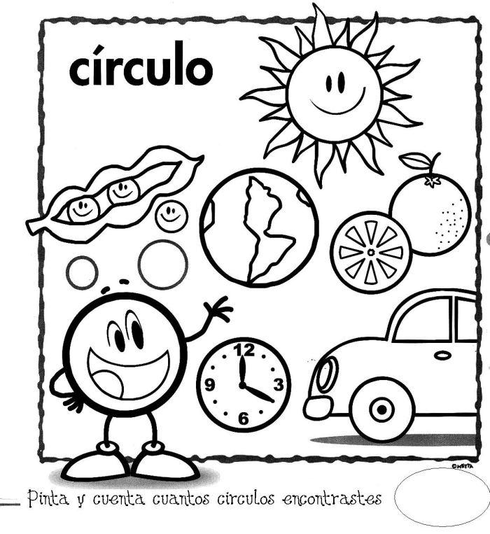 Actividad De Geometría Para Escolares