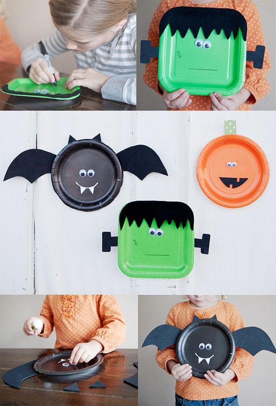 Manualidades De Halloween Para Ninos