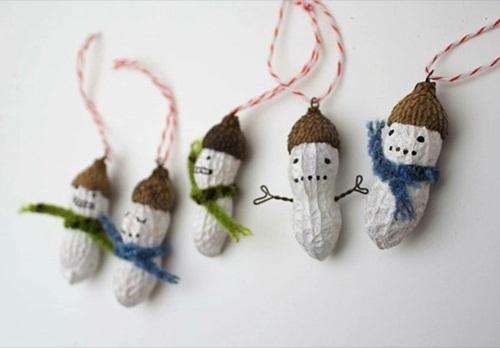 Manualidades artesanas para ni os - Adornos de navidad manualidades para ninos ...