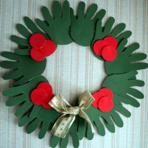 Adornos navide os para hacer con ni os for Buscar adornos de navidad