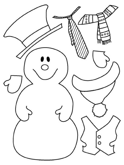 Manualidad de navidad para escolares