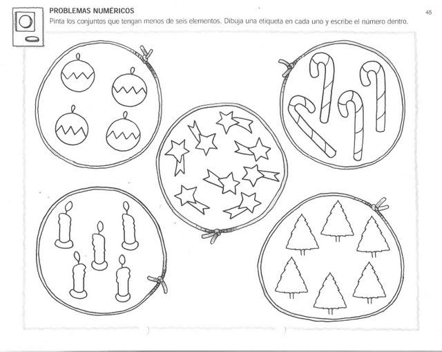 Actividad matemática para escolares