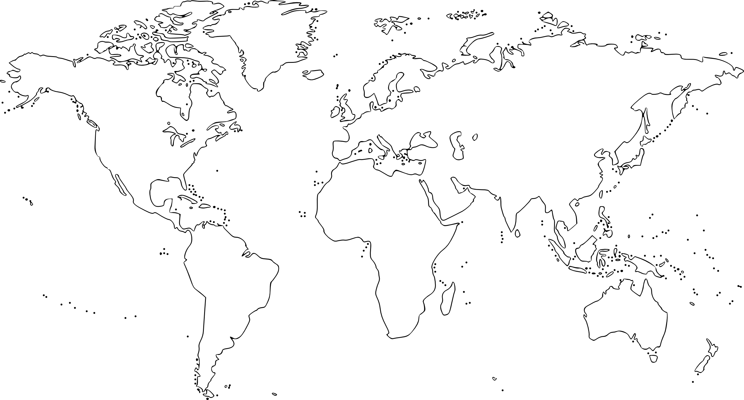 Colorear NiÑos Del Mundo: Mapas Infantil