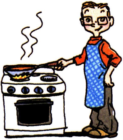 Dibujos de tareas dom sticas para ni os for Cosas del hogar online