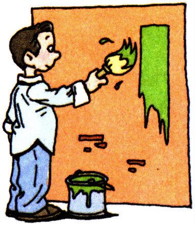 Dibujos de tareas domsticas para nios