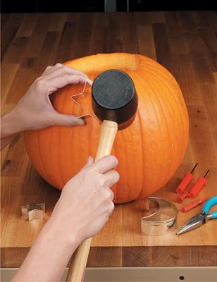 Como decorar una calabaza de Halloween