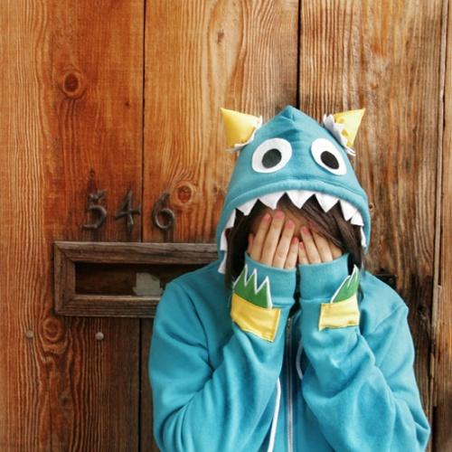 Los regalos la máscara para la persona
