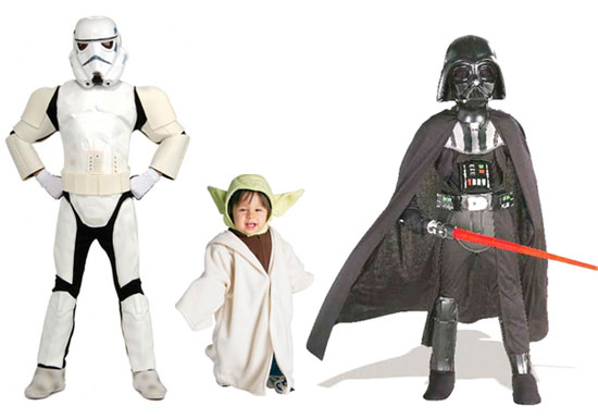 Disfraces De Star Wars