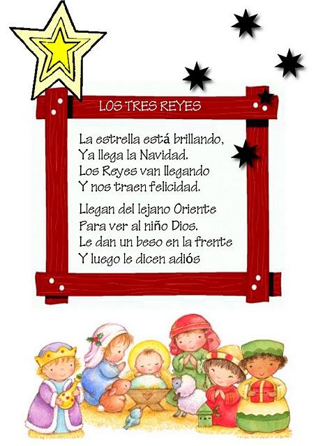 Poesia de navidad para escolares educaci n infantil - Felicitaciones de navidad originales para ninos ...