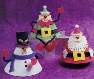 Manualidad infantil para navidad decoraci n navide a - Decoracion navidad infantil manualidades ...
