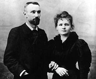 Marie Curie, trabajo y biografía para escolares