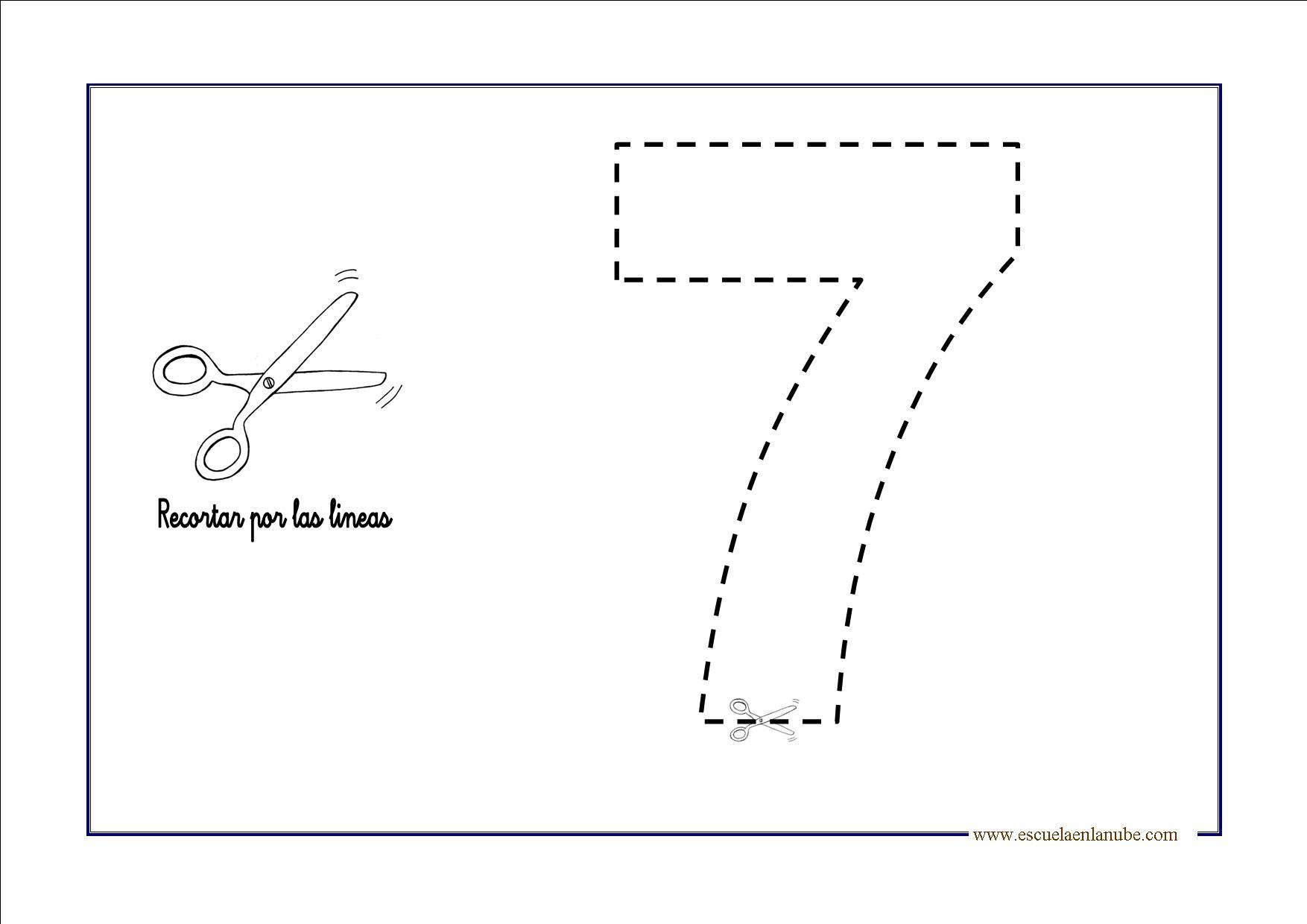 fichas de preescolar pensamiento matematico para imprimir